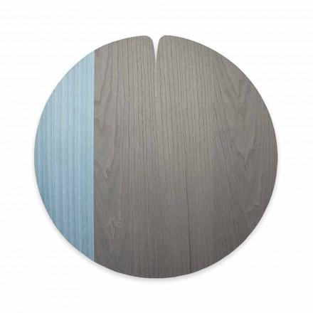 Tablemat Made in Italy z naturalnego prawdziwego drewna, 4 sztuk - Stan