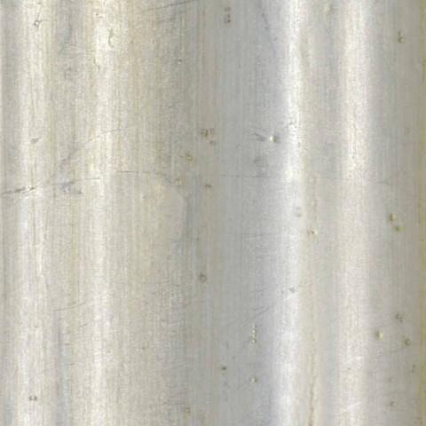 Lustro na ścianę z drewna świerkowego, włoski fryz wykonany przez Elię