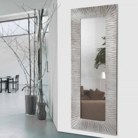 Lustro Dekoracyjne Design Onde Viadurini Decor Made In Italy