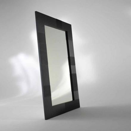 Lustro podłogowe prostokątne Thalia, nowoczesny design