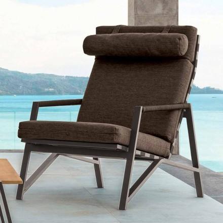Talenti Cottage fotel do ogrodu design made in Italy