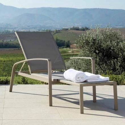 Talenti Lady leżak ogrodowy design made in Italy