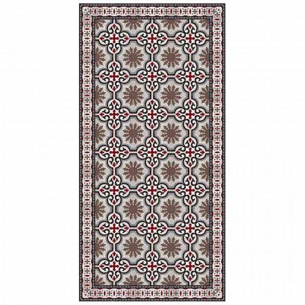 Zaprojektuj Prostokątny dywan do salonu z PVC i poliestru - Coria
