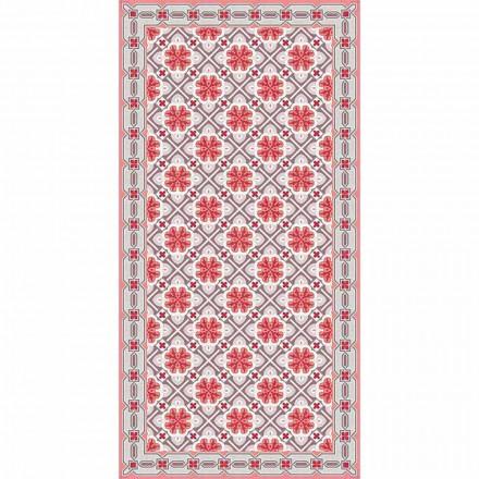 Zaprojektuj dywanik do salonu w prostokątny wzór winylowy - Petunia