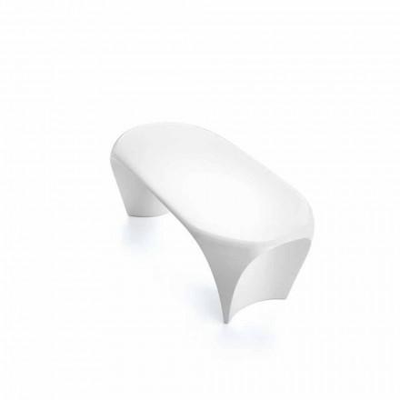 Nowoczesne stoliki kawowe do wnętrz lub na zewnątrz, 2 sztuki - Lily od Myyour