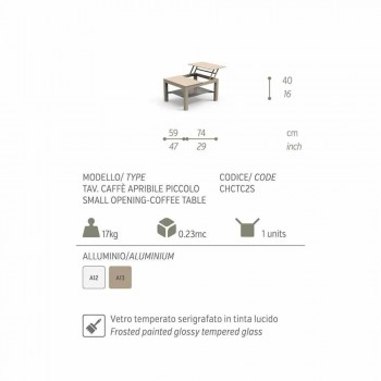 Otwarcie ogrodu Tabela nowoczesny z sitodruku płaska szyba Chic Małych