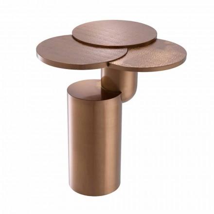 Zaprojektuj stolik kawowy ze stali szczotkowanej miedzianej - Olbia