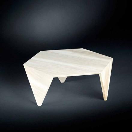 Stolik wykonany całkowicie z marmuru Ruche Vgnewtrend
