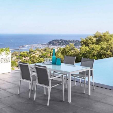 Stół rozkładany do ogrodu Maiorca od Talenti