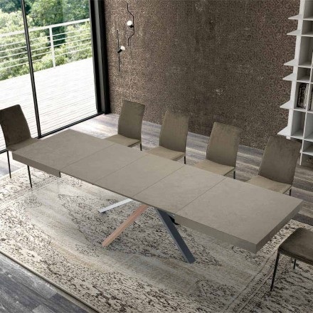 Stół rozkładany z drewna Modern Design do 3,1 m - Argentario
