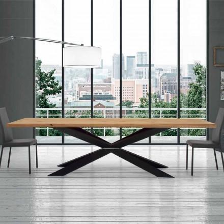 Stół rozkładany do 14 miejsc w stole weneckim Made in Italy - Grotta