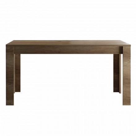 Stół rozkładany do 185 cm Made in Italy Melamine Design - Ketra