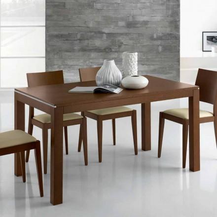 Rozkładany stół do 350 cm z jesionu Made in Italy - Ketla