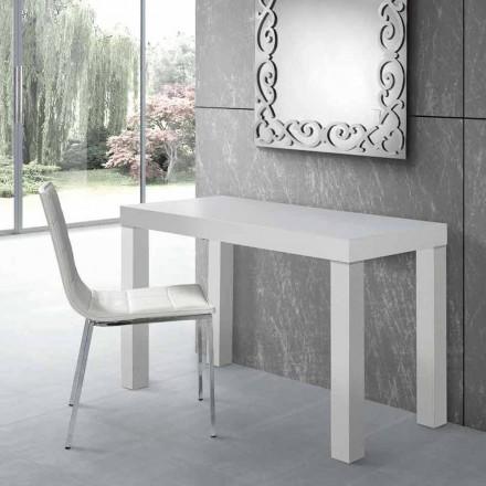 Wysuwany stół konsoli do 325 cm w laminatach Made in Italy - Gordito