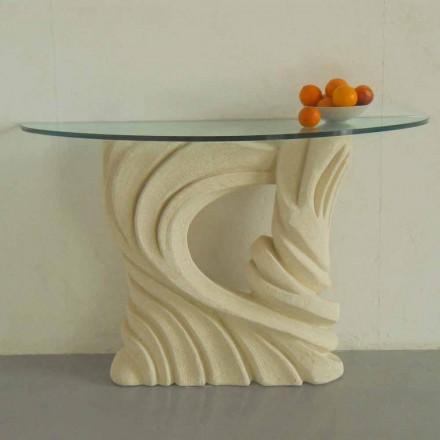 Stół/konsola z kamienia Vicenza model Emera