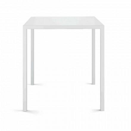 Kwadratowy stół ogrodowy Made in Italy - Benedict