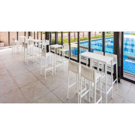 Stół ogrodowy Spritz by Vondom z polipropylenu z włóknem szklanym