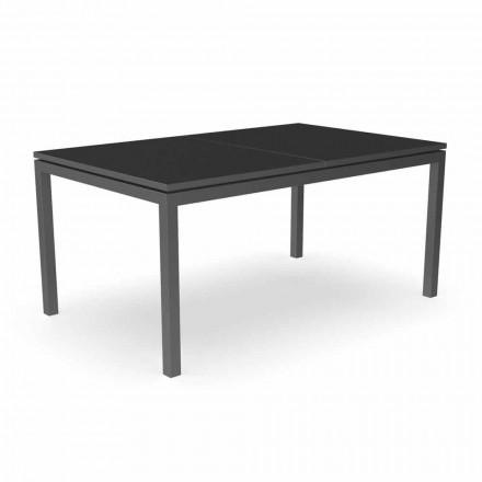 Stół ogrodowy rozkładany 280 cm z aluminium - Adam by Talenti