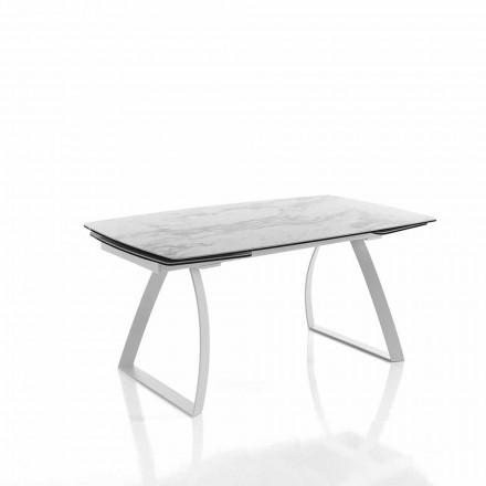 Stół do jadalni z ceramiki szklanej - Willer