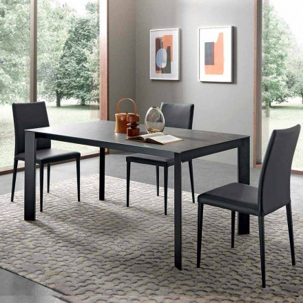Stół rozkładany do 310 cm z ceramiki Wyprodukowano we Włoszech - Pitagora