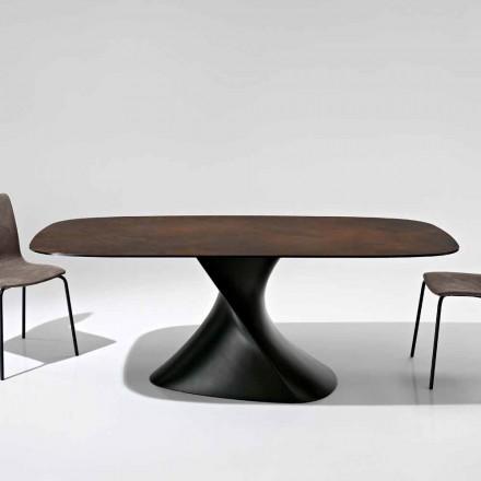 Nowoczesny stół ze szkła ceramicznego we Włoszech, Clark