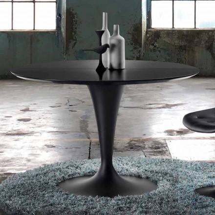 Okrągły stół o nowoczesnym wyglądzie - Borgia