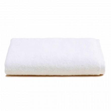 Ręcznik kąpielowy frotte z kolorowej bawełny designu - Vuitton