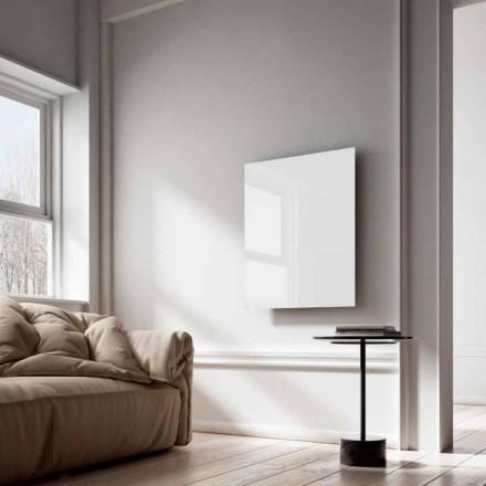 Zaprojektuj promiennik podczerwieni z białym przezroczystym szkłem