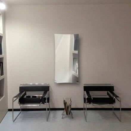 Grzejnik dekoracyjny lustrzany design do 1500Watt, Barry