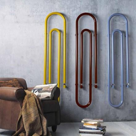 Grzejnik hydrauliczny Graffe design, made in Italy Scirocco H