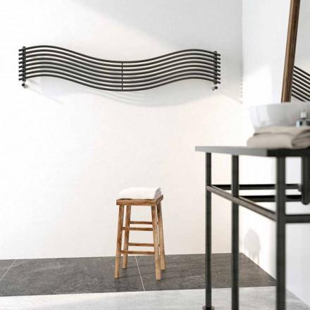 Grzejnik design hydrauliczny stalowy Wave by Scirocco H