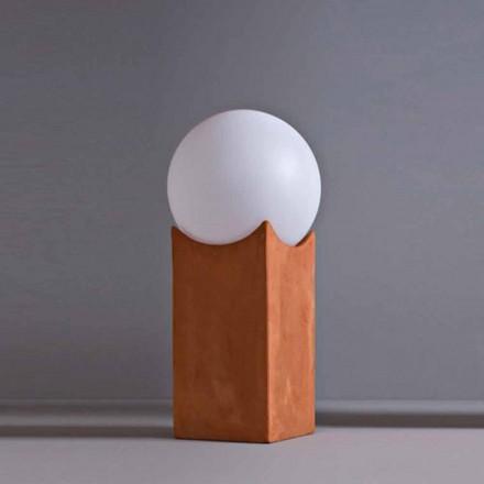 Toscot Atlante lampa stojąca zewnętrzna produkowana w Toskanii