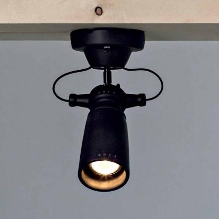 Toscot Battersea reflektor suftowy z ceramiki, nowoczesny design
