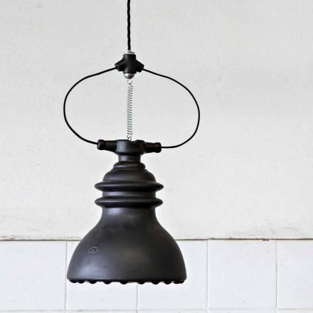 Toscot Battersea lampa wisząca, wykonana ręcznie z ceramiki