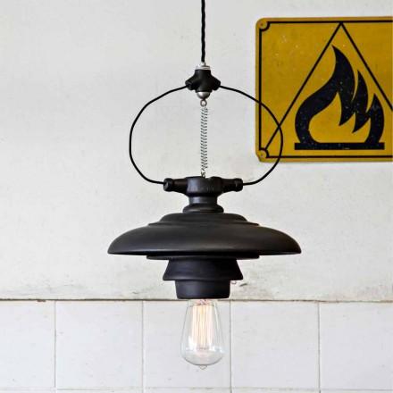 Toscot Battersea lampa wisząca design z ceramiki