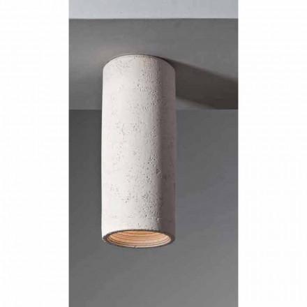 Toscot Carso lampa sufitowa Duża Ø13 cm made in Toscana