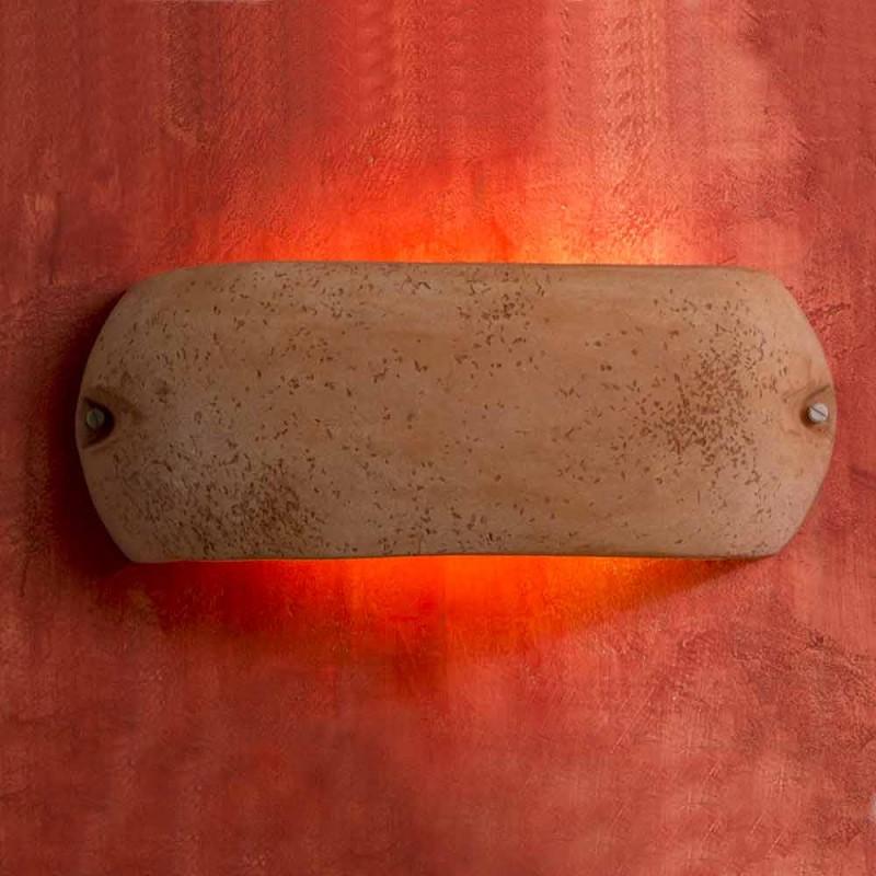 Lampa ścienna wewnętrzna / zewnętrzna Toscot Castelverde wykonana we Włoszech