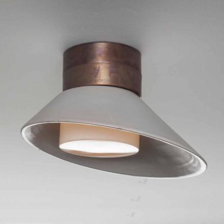 Lampa ścienna / sufitowa Toscot Chapeau wykonana w Toskanii