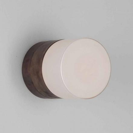 Toscot Chapeau! Ręcznie wykonana lampa ścienna / sufitowa wykonana w Toskanii