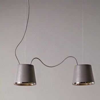 TOSCOT Henry lampa wisząca Ø20cm wykonane w Toskanii
