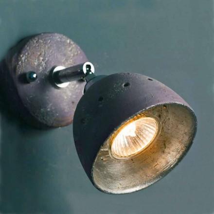 Toscot Noceto lampka ścienna regulowana