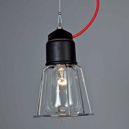 Toscot Novecento lampa wisząca z podsufitką
