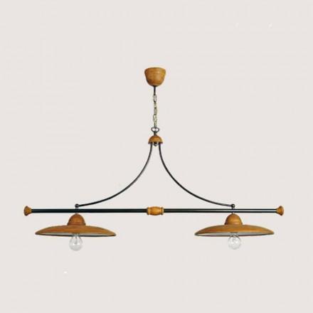 Toscot Settimello lampa wisząca biliard