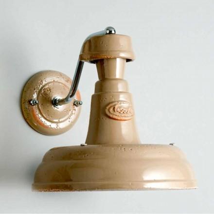 Toscot Torino lampa ścienna produkt Włoski
