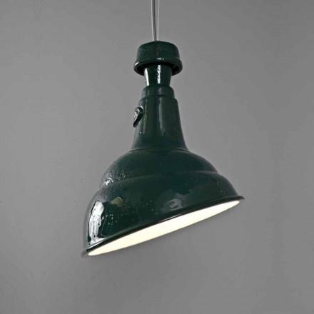 Toscot Torino lampa wisząca z kloszem ukośnym