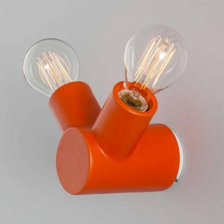 Toscot Traffic kinkiet ścienny ceramiczny produkowany w Toskanii