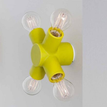 Toscot Traffic lampa ścienna ceramiczna produkowana w Toscanii