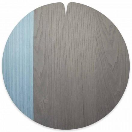 Amerykańska podkładka z prawdziwego drewna Made in Italy, 4 sztuk - Stan