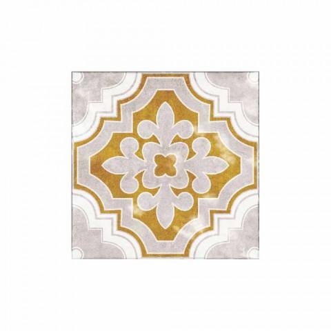 American Podkładka z PVC i nowoczesnego kolorowego poliestru, 6 sztuk - Dorado