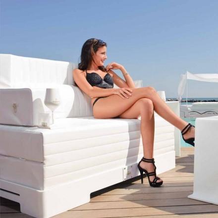 Trona fotel pływający dwuosobowy design Magnum Luxury made in Italy